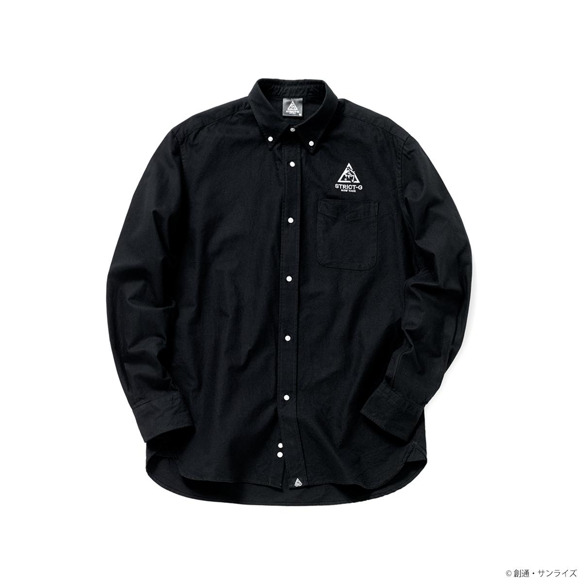 STRICT-G NEW YARK BDシャツ NYロゴ柄