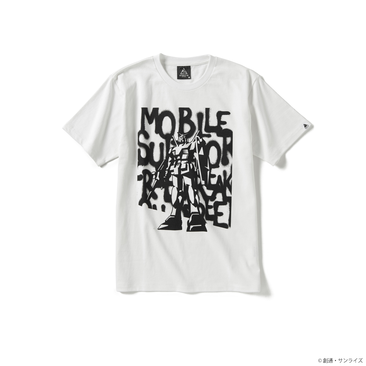 STRICT-G NEW YARK Tシャツ HAND STYLE RISE UP柄