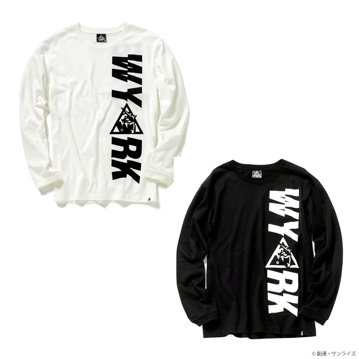 STRICT-G NEW YARK 長袖Tシャツ NYロゴ柄