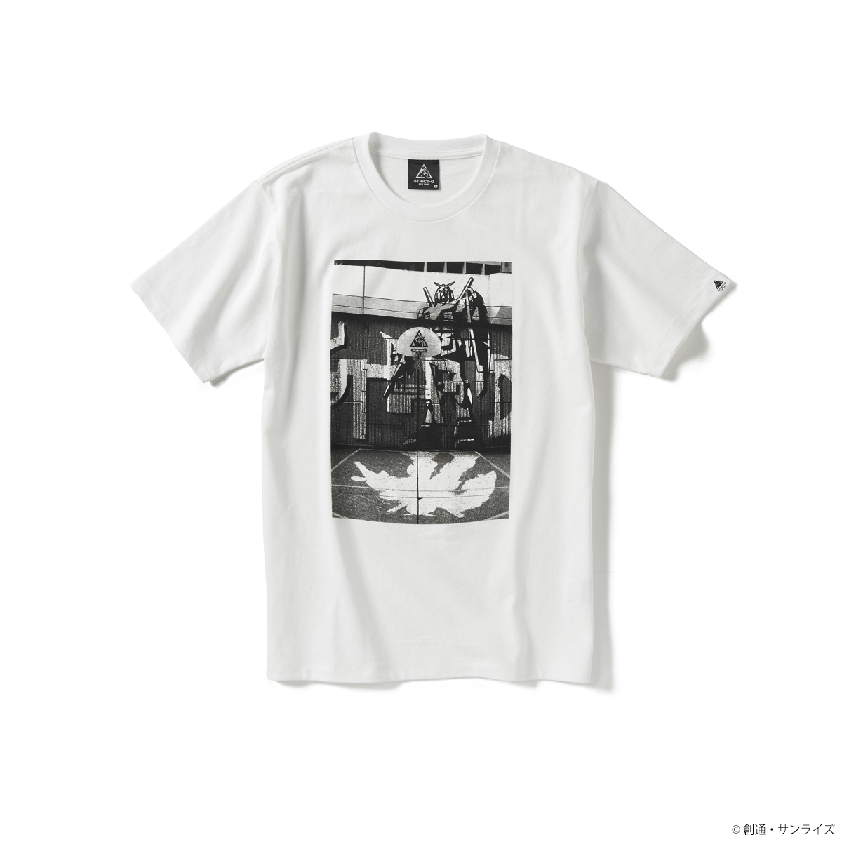 STRICT-G NEW YARK Tシャツ FLICK RISE UP柄