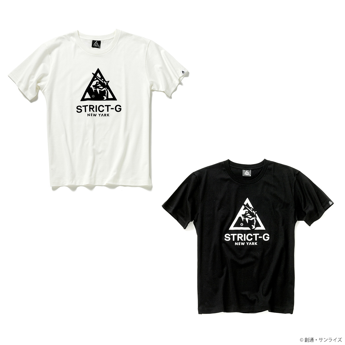 STRICT-G NEW YARK Tシャツ NYマーク柄