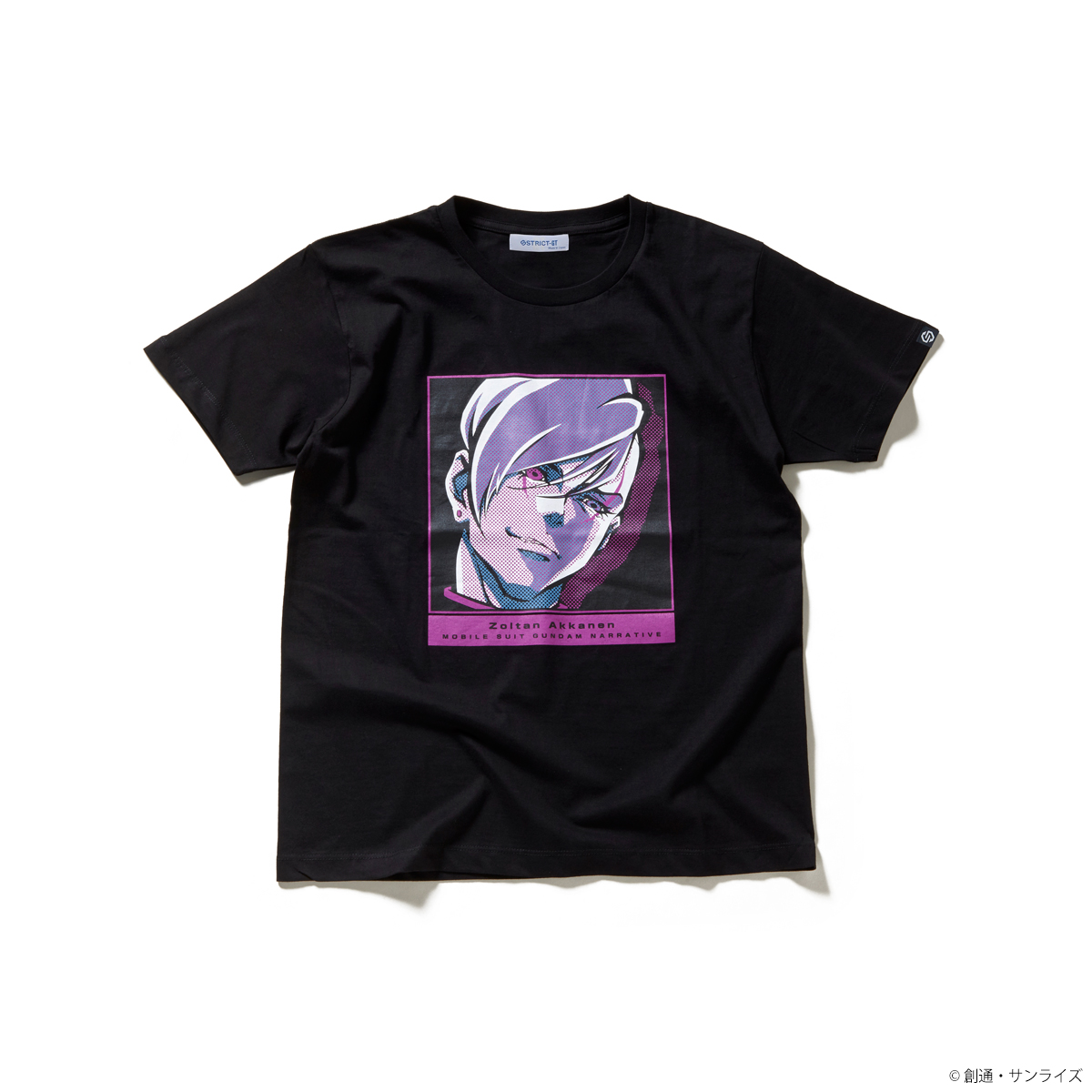 『機動戦士ガンダムNT』POP ART Tシャツ ゾルタン・アッカネン