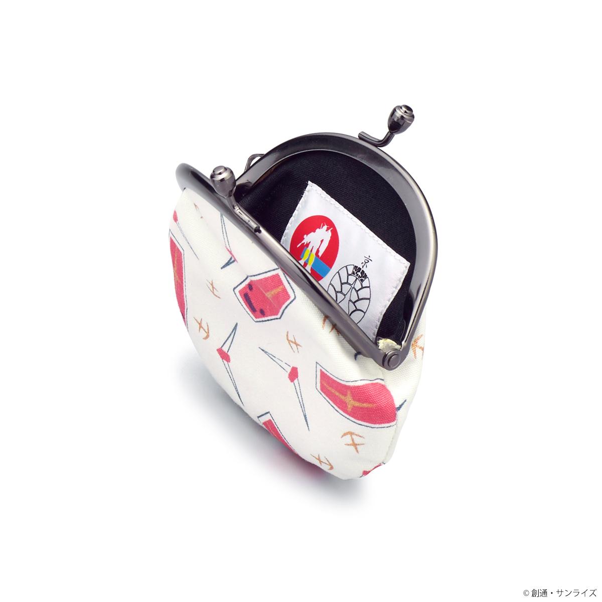 STRICT-G × 京かえら『機動戦士ガンダム』2.6寸がま口 ガンダム