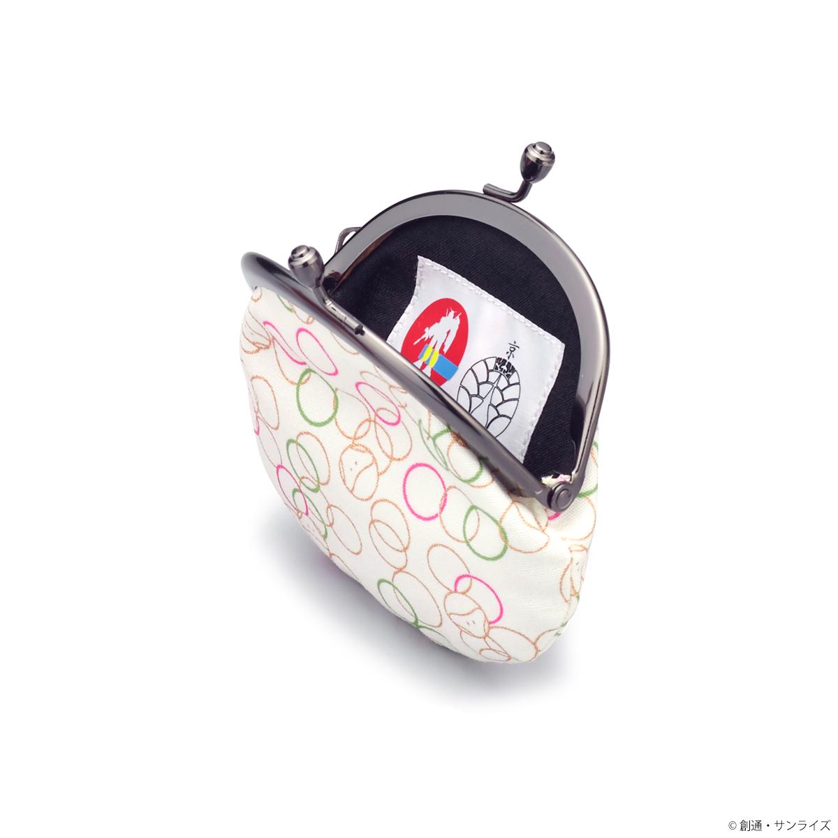 STRICT-G × 京かえら『機動戦士ガンダム』2.6寸がま口 ハロ