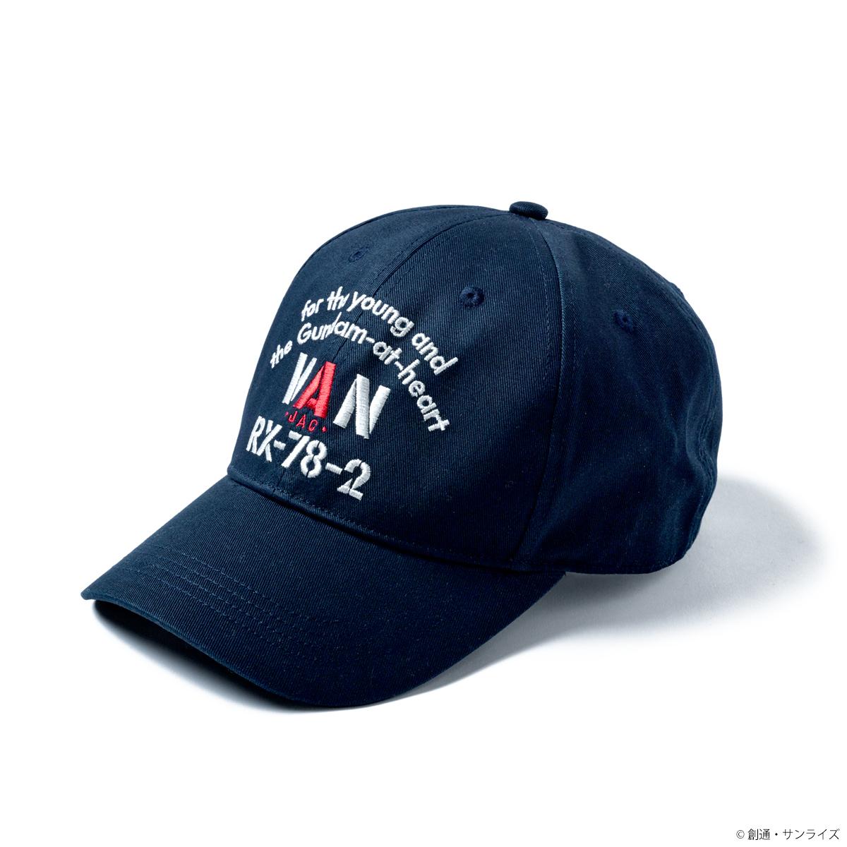 STRICT-G × VAN『機動戦士ガンダム』ベースボールcap