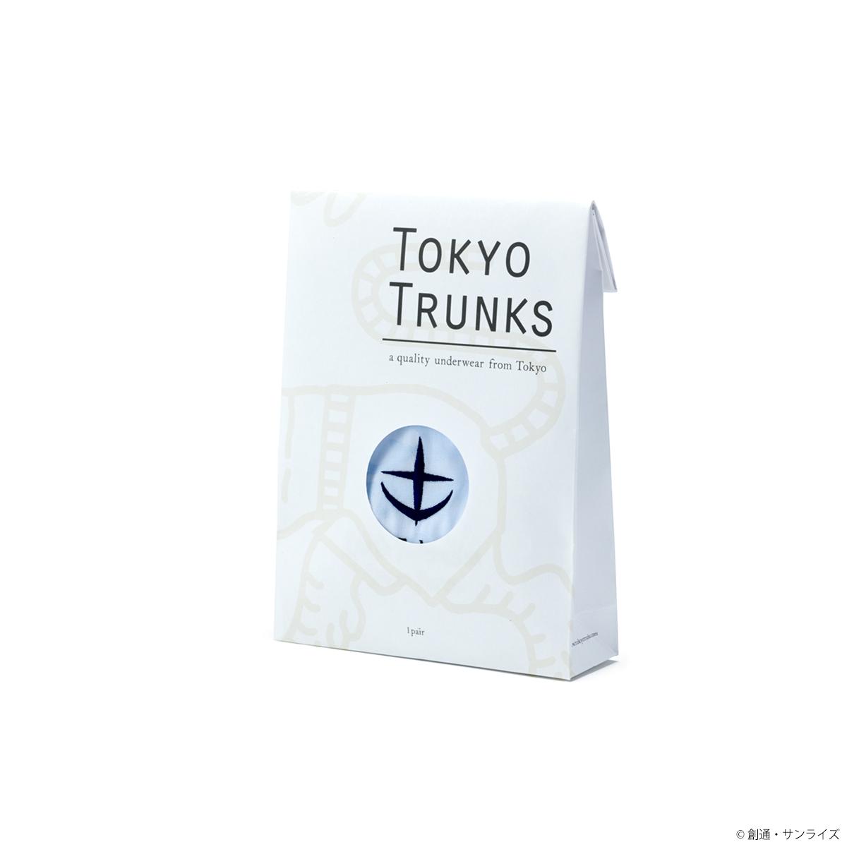 STRICT-G × TOKYO TRUNKS 『機動戦士ガンダム』トランクス 地球連邦軍カモフラージュ柄