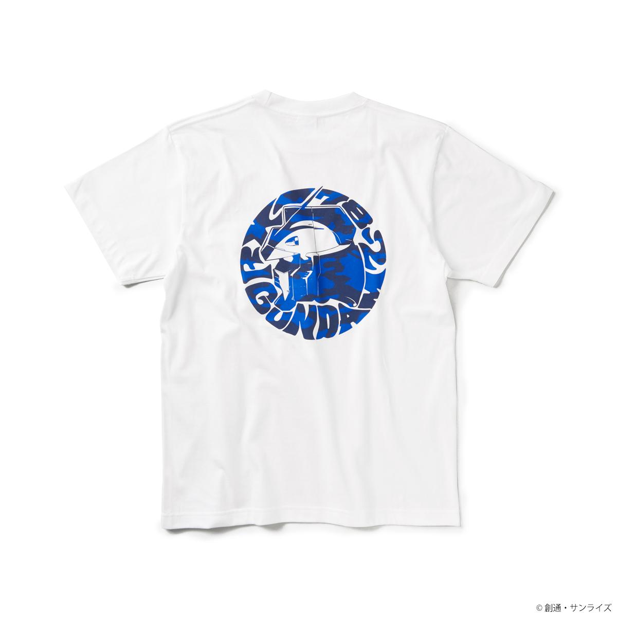 『機動戦士ガンダム』ポケット付き Tシャツ ガンダム