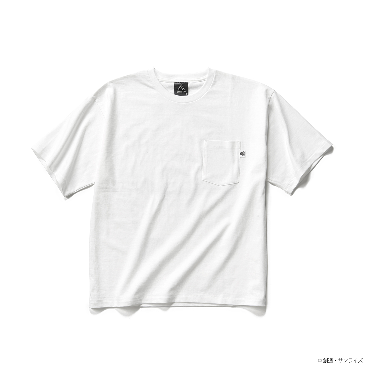 「STRICT-G NEW YARK」ポケット付きビッグTシャツ