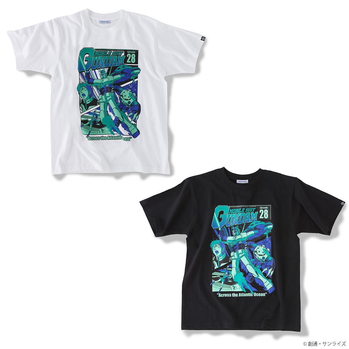 『機動戦士ガンダム』EPISODE Tシャツシリーズ第五弾発売!