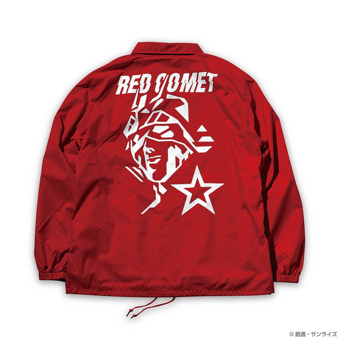 STRICT-G NEW YARK コーチジャケット RED COMET