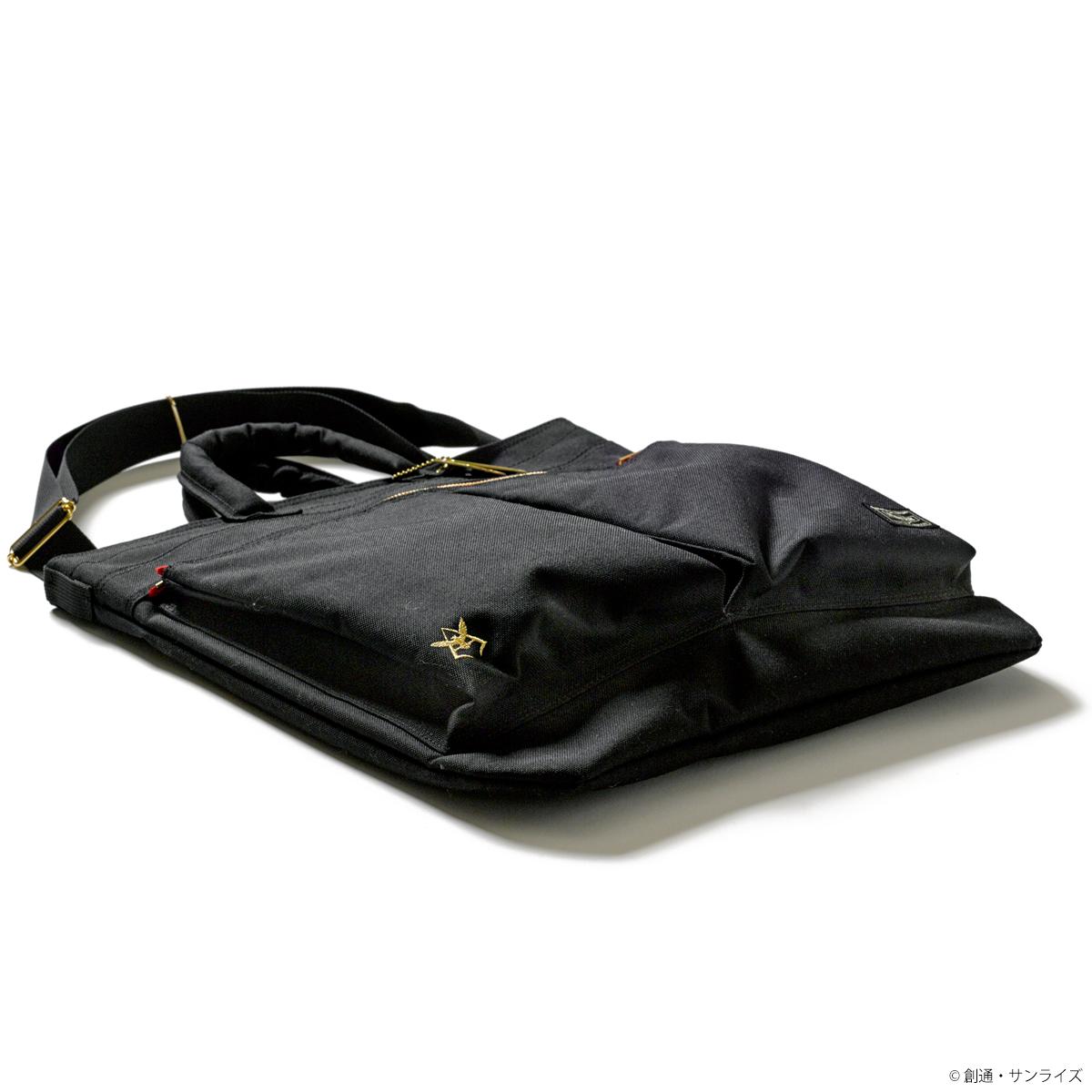 STRICT-G × PORTER 2WAYヘルメットバッグ シャアモデル