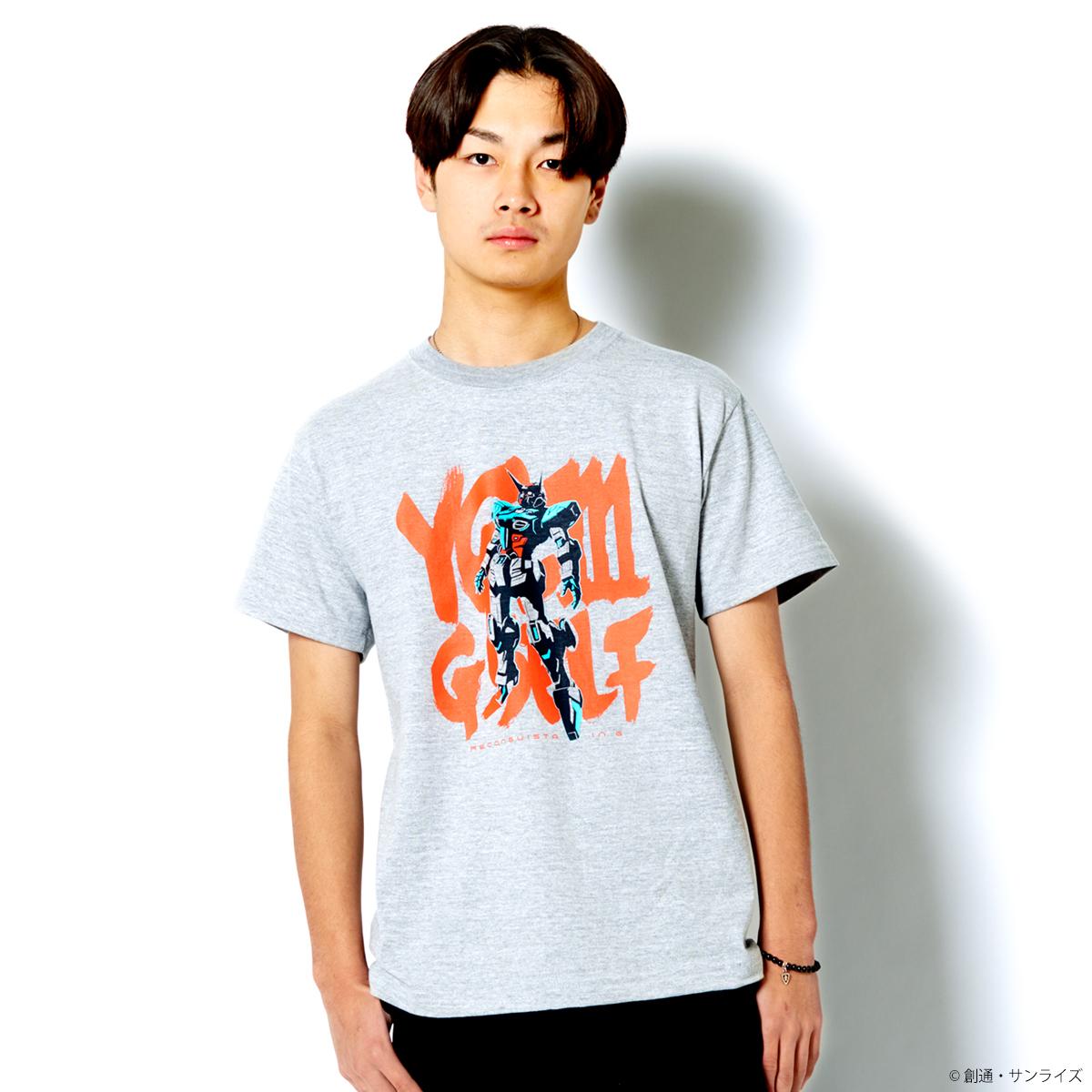 劇場版『Gのレコンギスタ I』「行け!コア・ファイター」上映記念コレクション Tシャツ G-セルフ
