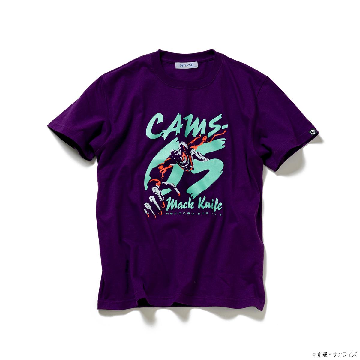 劇場版『Gのレコンギスタ I』「行け!コア・ファイター」上映記念コレクション Tシャツ マックナイフ