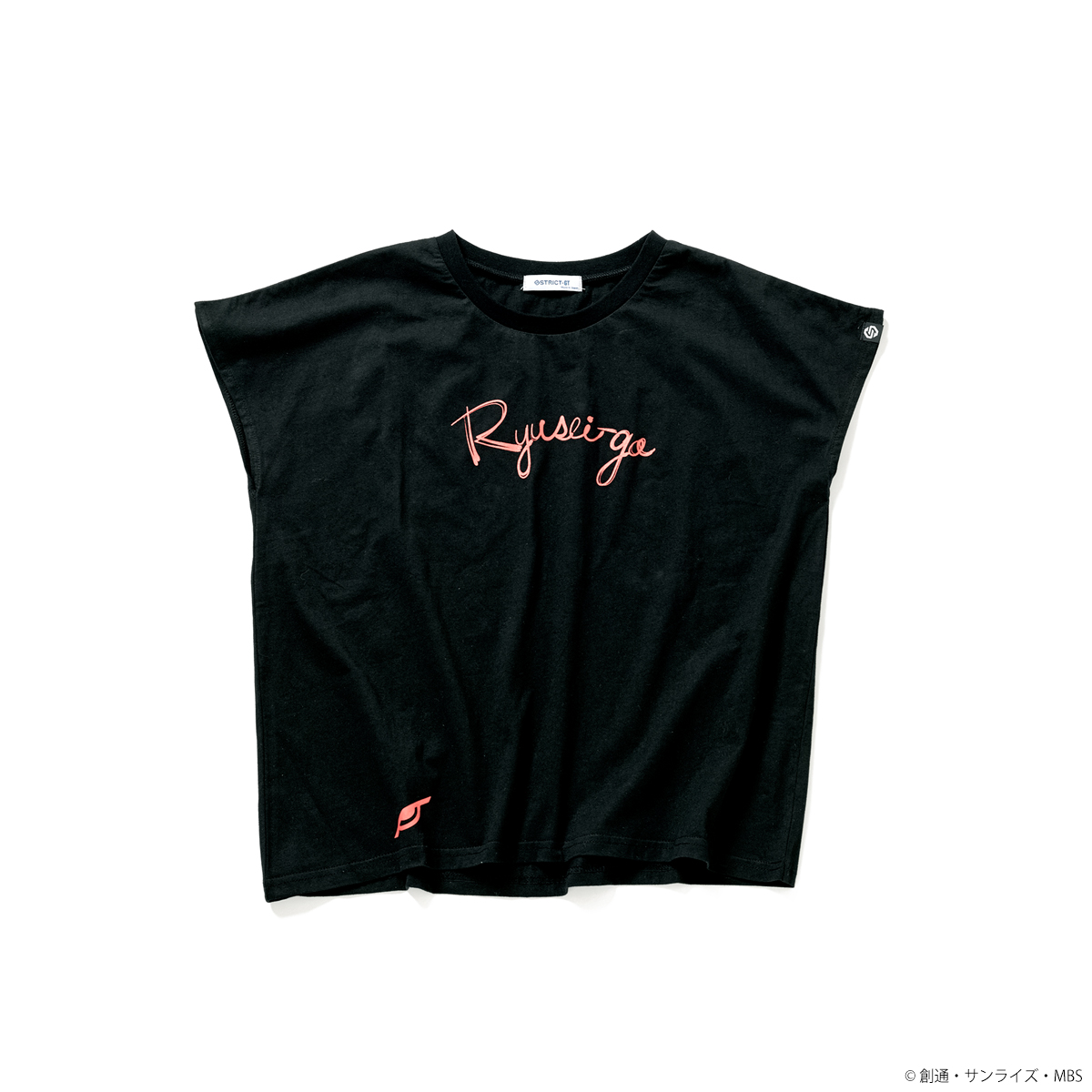 STRICT-G『機動戦士ガンダム 鉄血のオルフェンズ』 フレンチTシャツ 流星号