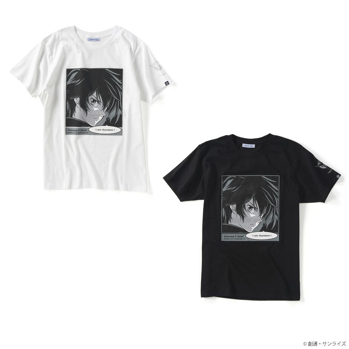 STRICT-G 『機動戦士ガンダム00』 POP ART Tシャツ 刹那・F・セイエイ