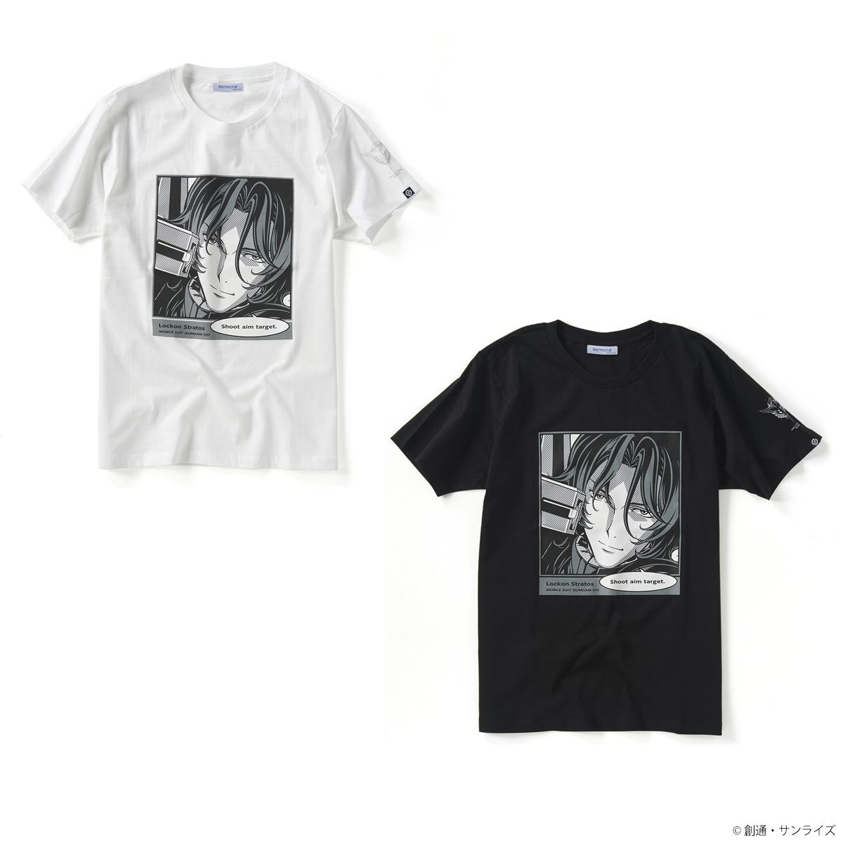 STRICT-G 『機動戦士ガンダム00』 POP ART Tシャツ ロックオン・ストラトス