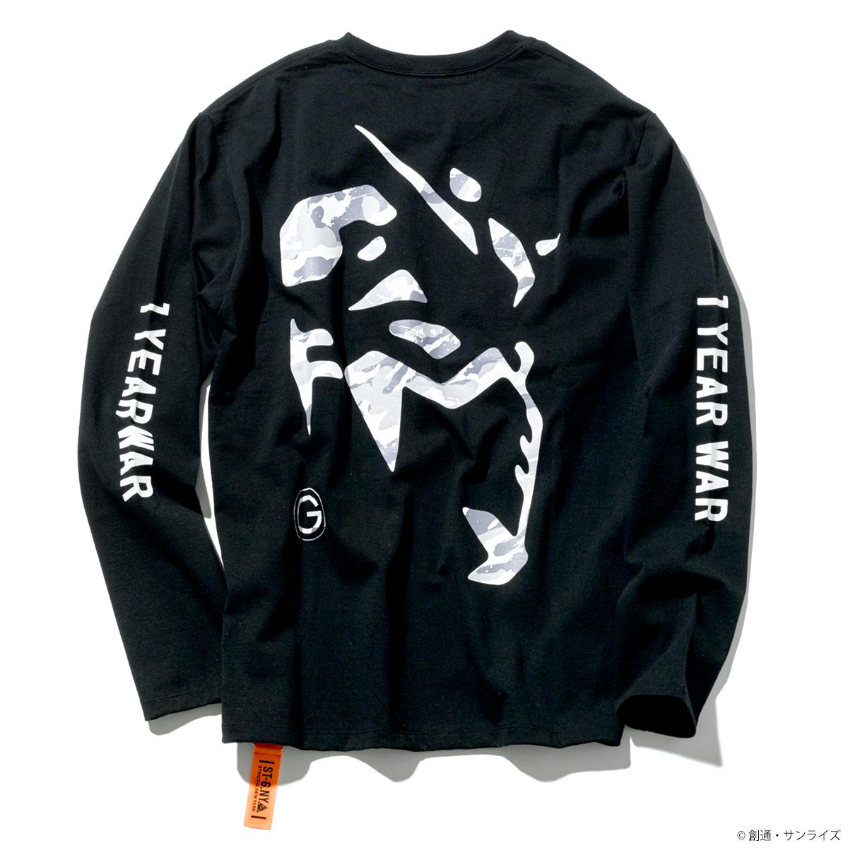 STRICT-G NEW YARK ロングスリーブTシャツ 1 YEAR WAR