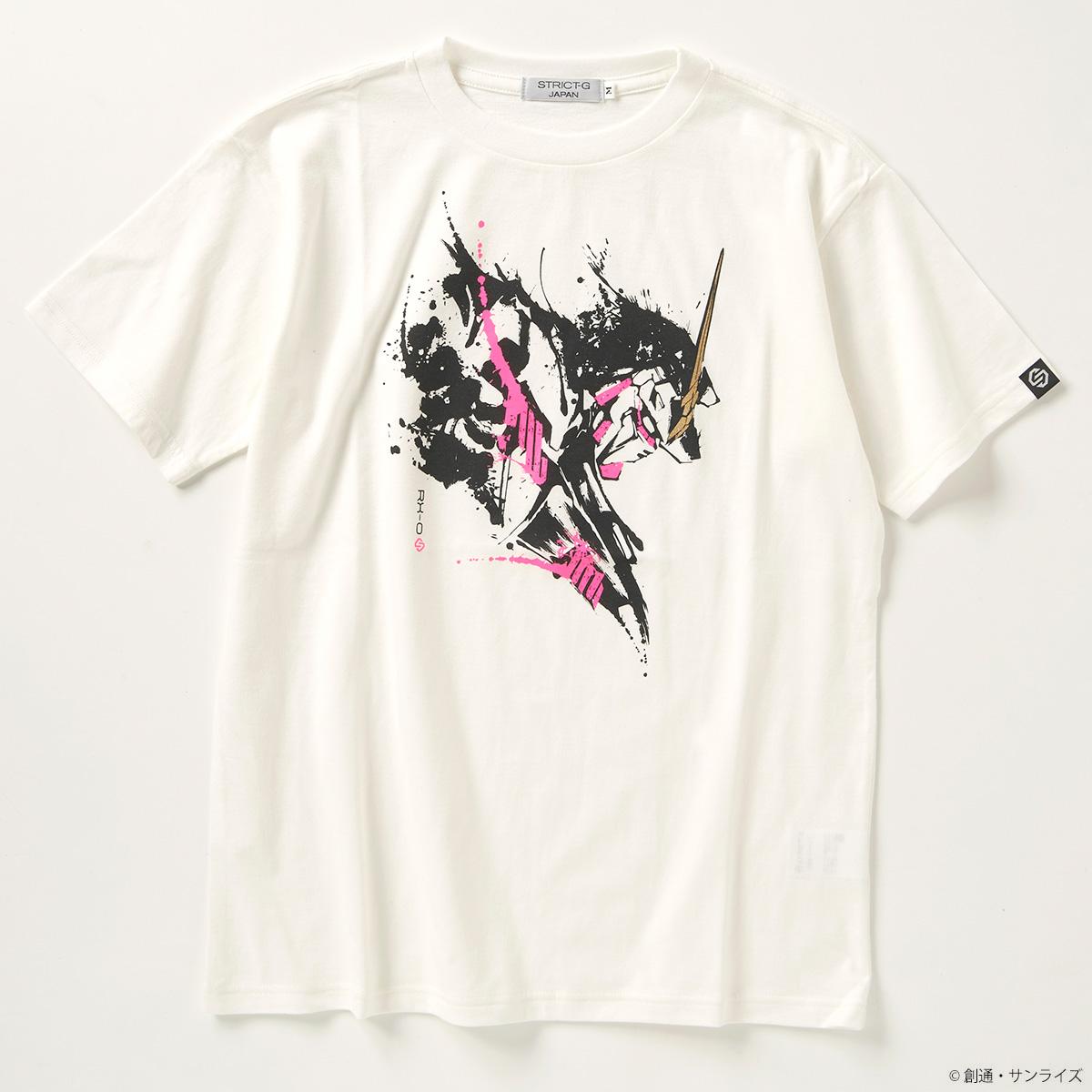 STRICT-G JAPAN アーカイブより、 筆絵Tシャツシリーズ、オンラインショップにて販売開始!