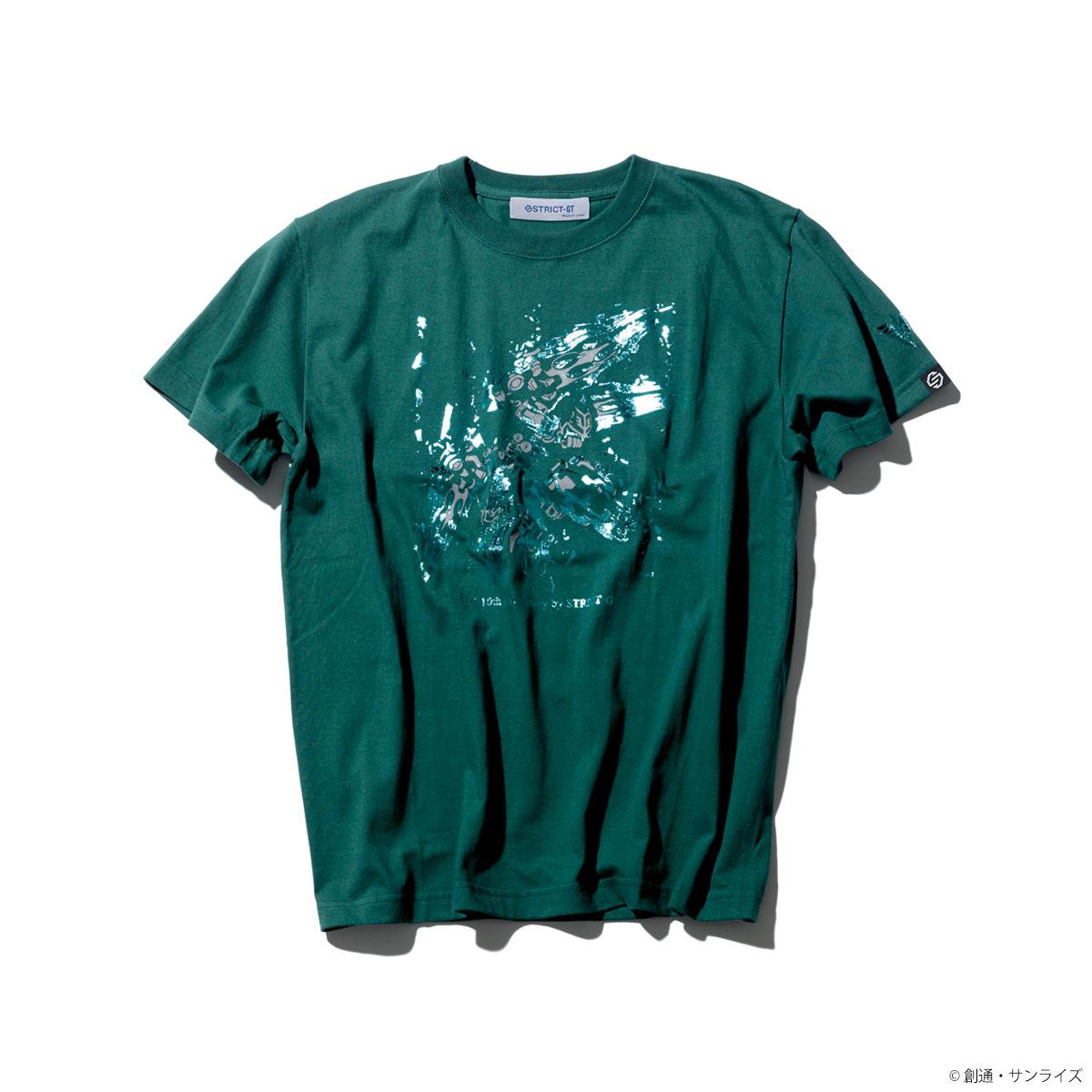 STRICT-G『機動戦士ガンダムUC』 OVA10周年記念 Tシャツ クシャトリヤ柄