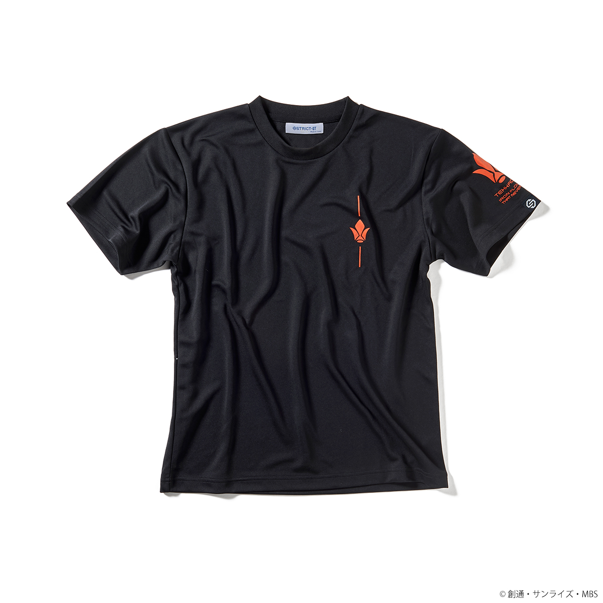 STRICT-G 『機動戦士ガンダム 鉄血のオルフェンズ』 ドライTシャツ 鉄華団