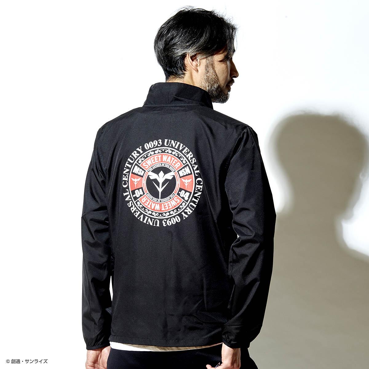 STRICT-G『機動戦士ガンダム 逆襲のシャア』リップストップジャケット ネオ・ジオン柄