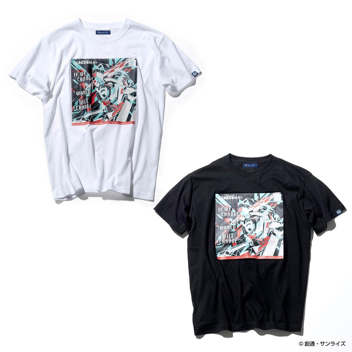 STRICT-G GUNDAM RECORDS 『機動戦士ガンダムUC』Tシャツ