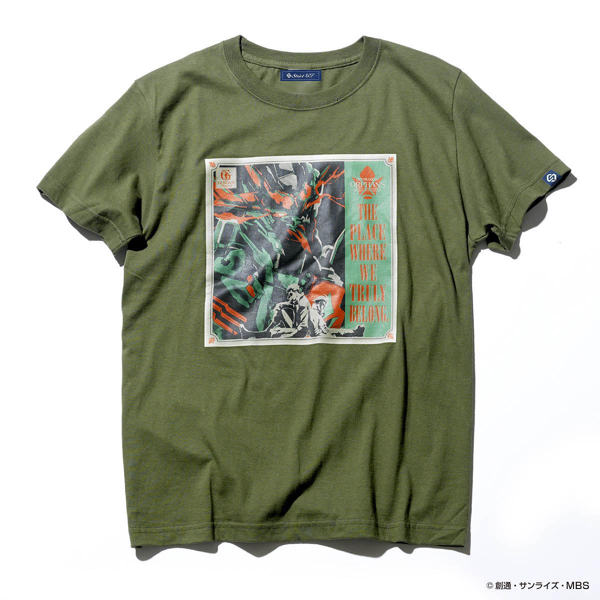 STRICT-G GUNDAM RECORDS 『機動戦士ガンダム 鉄血のオルフェンズ』Tシャツ