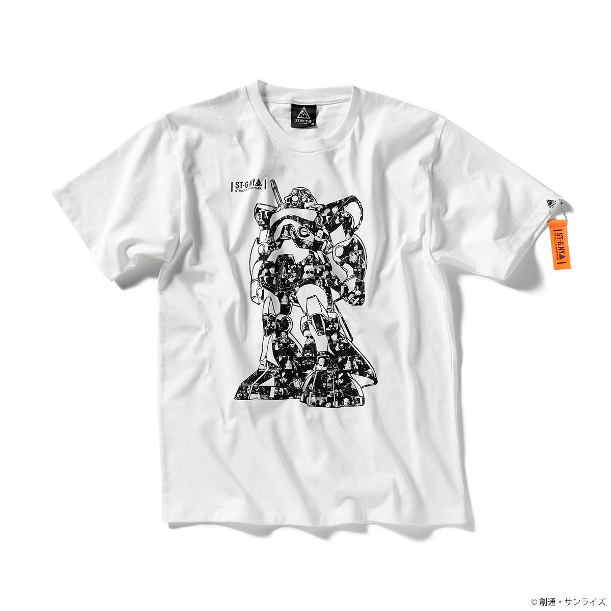 STRICT-G NEW YARK Tシャツ ドムコラージュ柄