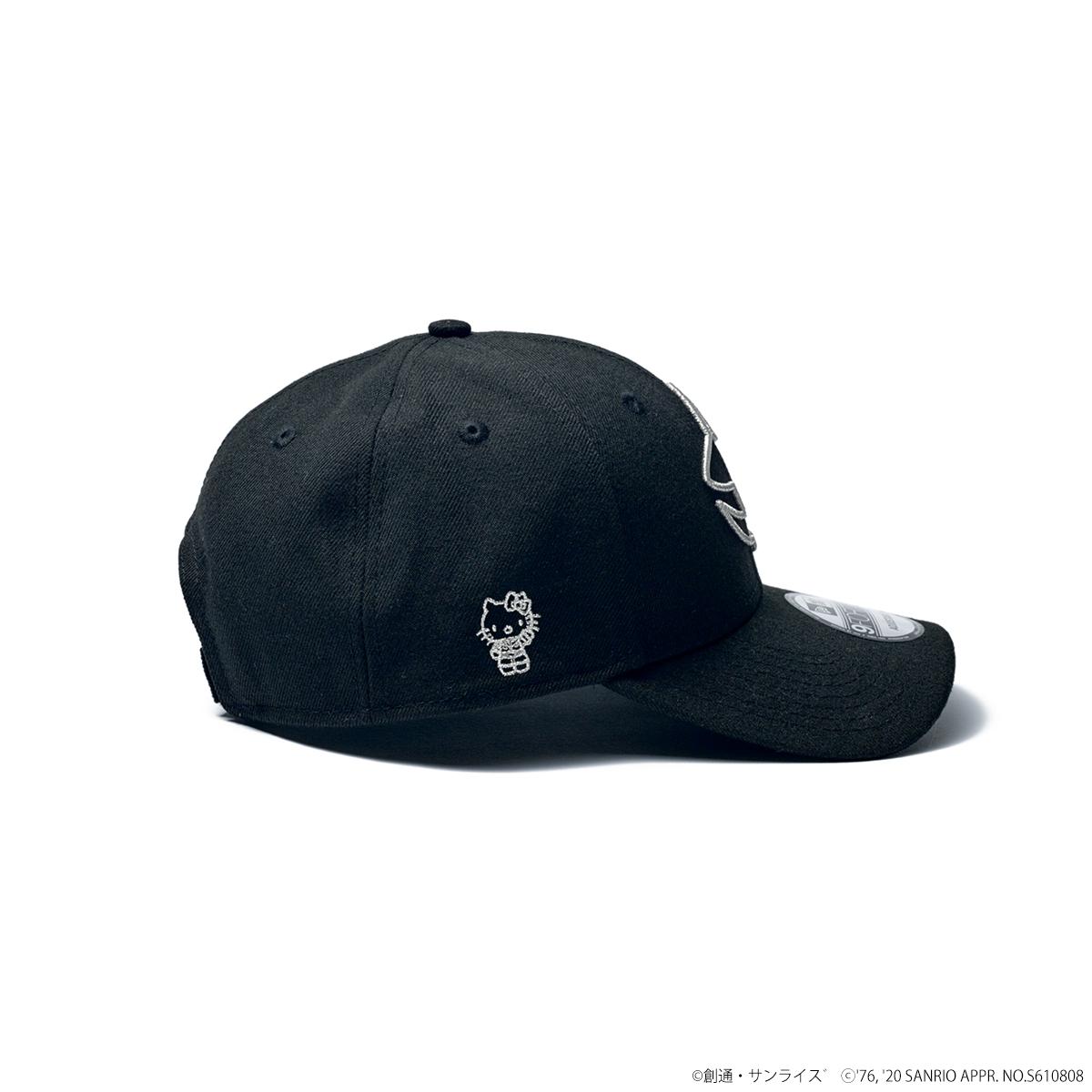 「ガンダム★ハローキティプロジェクト」新弾 「NEW ERAⓇ」コラボCap & Tシャツ登場!