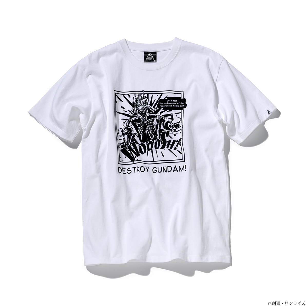 STRICT-G NEW YARK Tシャツ  DESTROY GUNDAM柄