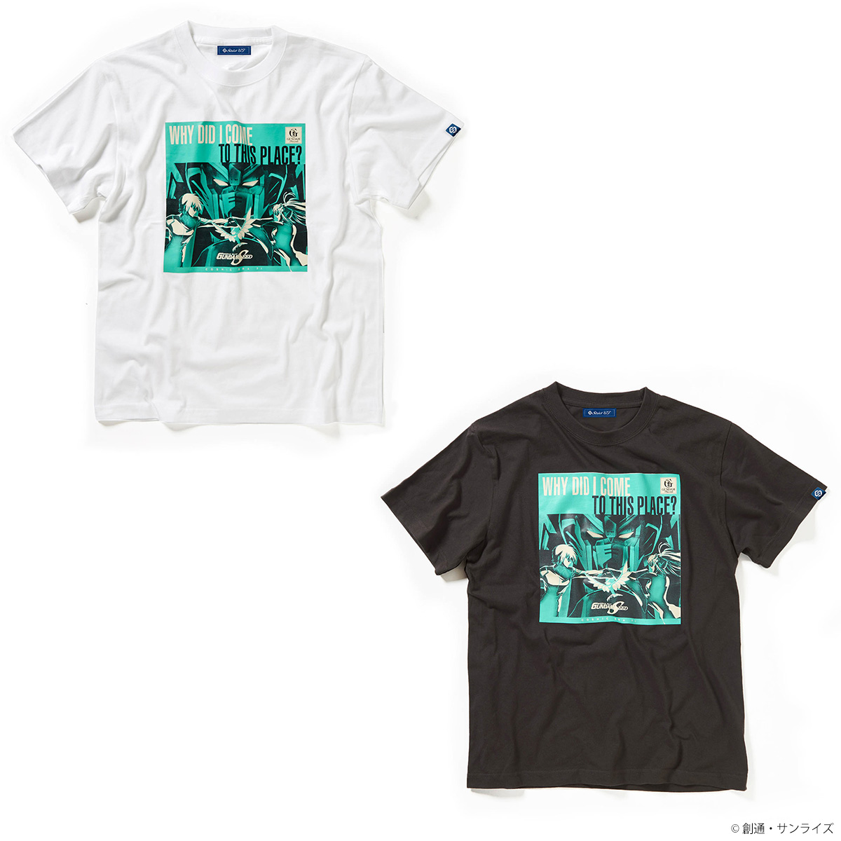 STRICT-G GUNDAM RECORDS 『機動戦士ガンダムSEED』Tシャツ