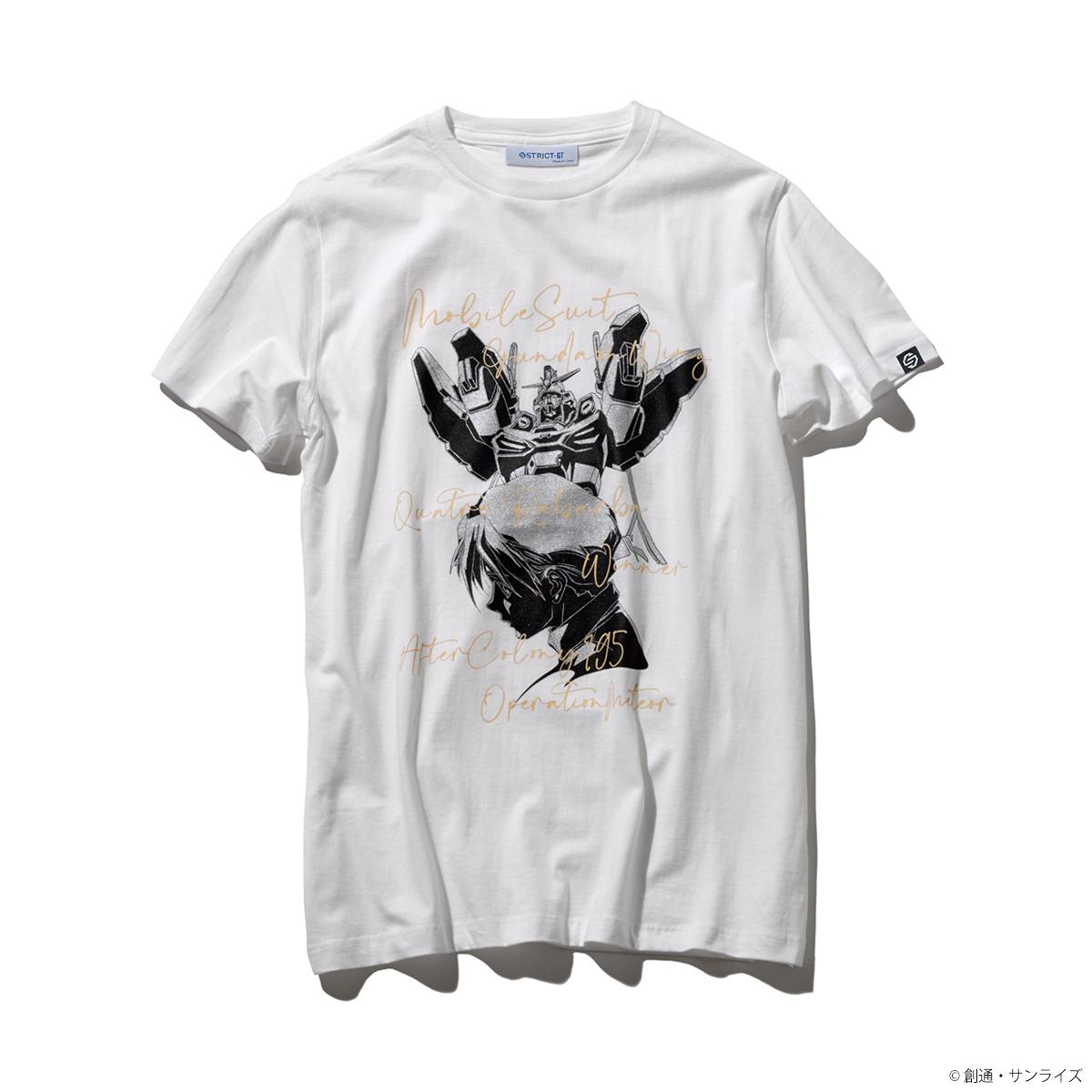 STRICT-G 『新機動戦記ガンダムW』 Tシャツ カトル・ラバーバ・ウィナー