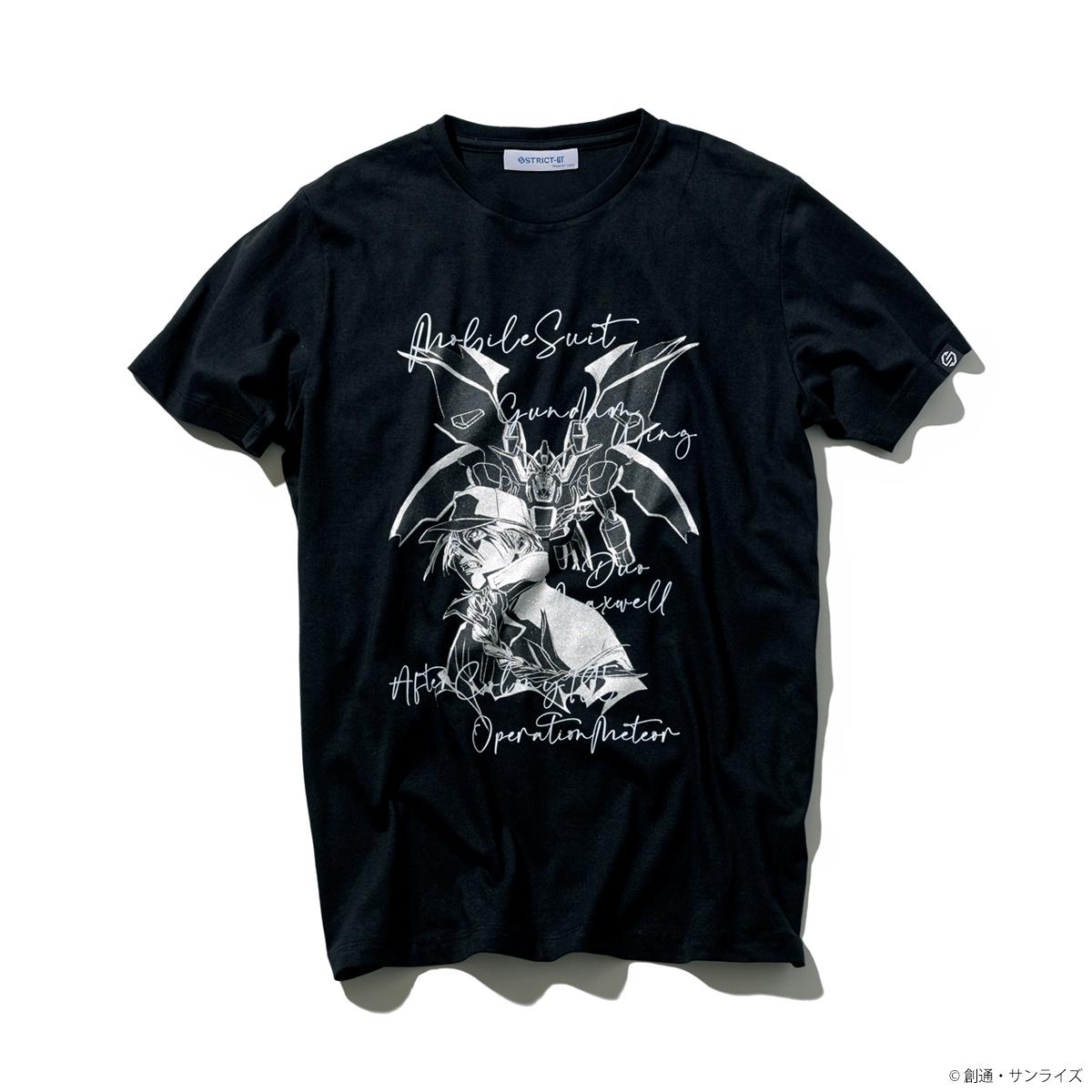 STRICT-G 『新機動戦記ガンダムW』 Tシャツ デュオ・マックスウェル