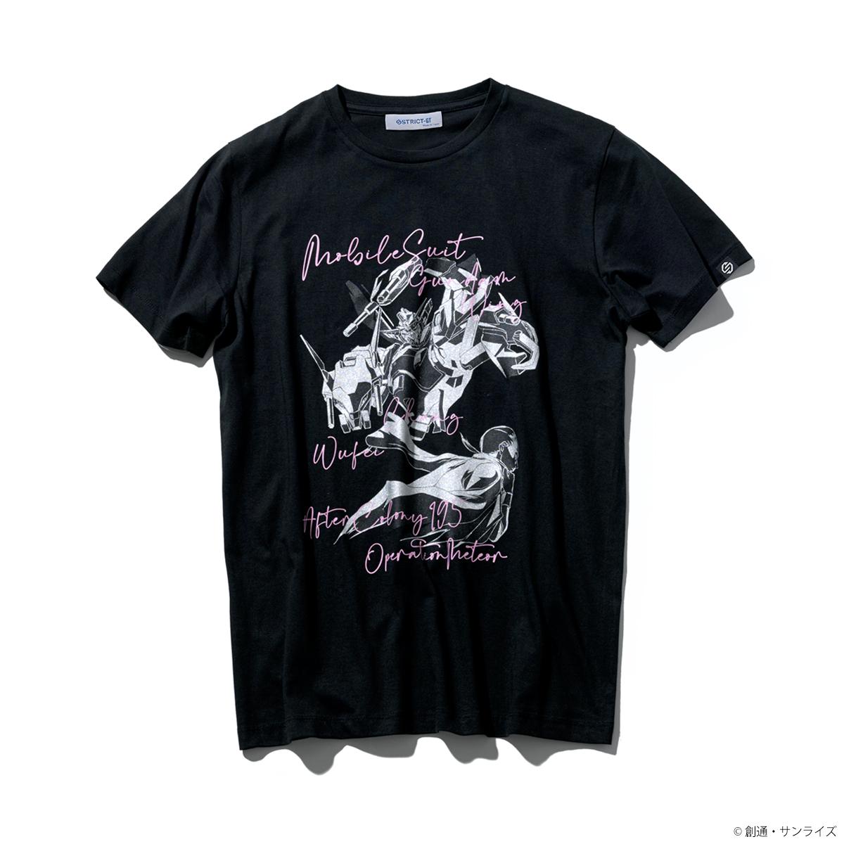 STRICT-G 『新機動戦記ガンダムW』 Tシャツ 張五飛