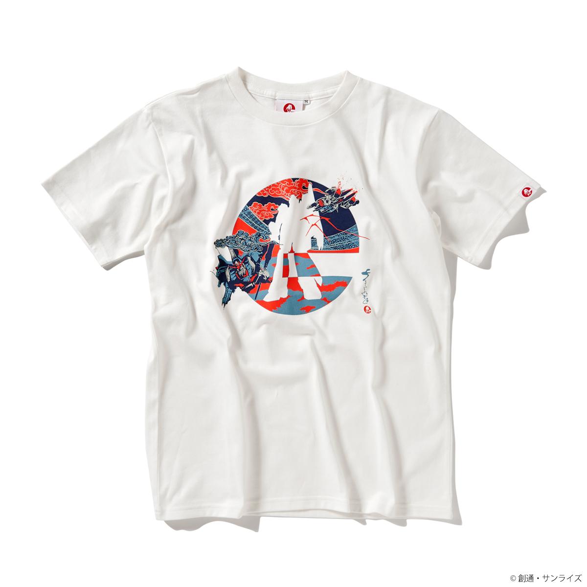 STRICT-G JAPAN 『機動戦士Zガンダム』Tシャツ JAPANロゴ柄