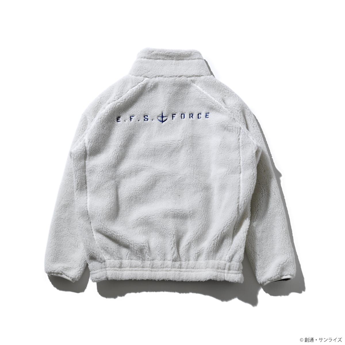STRICT-G 『機動戦士ガンダム』ボアフリースジャケット E.F.S.F.モデル