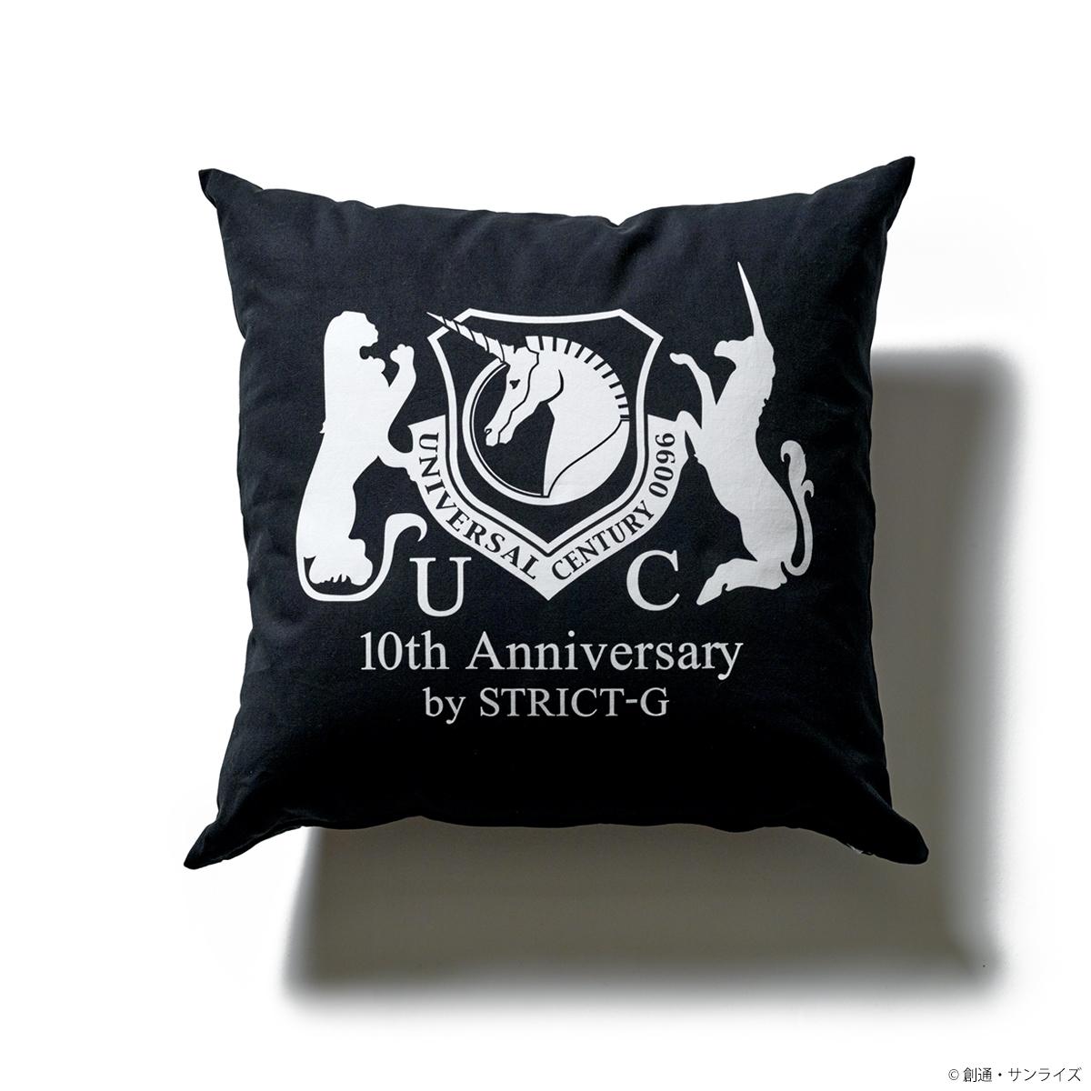 STRICT-G『機動戦士ガンダムUC』OVA10周年記念 クッション タペストリー柄