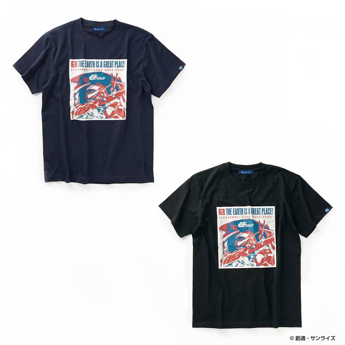 STRICT-G GUNDAM RECORDS 『∀ガンダム』Tシャツ