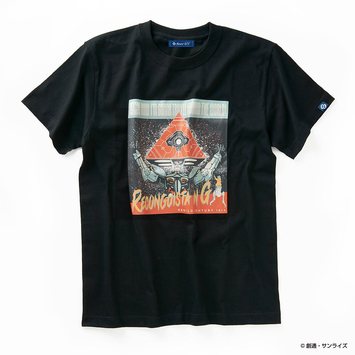 STRICT-G GUNDAM RECORDS 『Gのレコンギスタ』Tシャツ