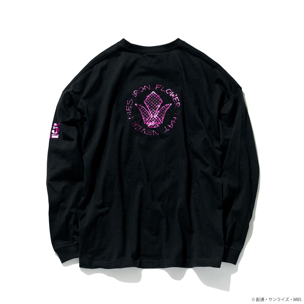 STRICT-G『機動戦士ガンダム 鉄血のオルフェンズ』 ビッグ長袖Tシャツ 流星号