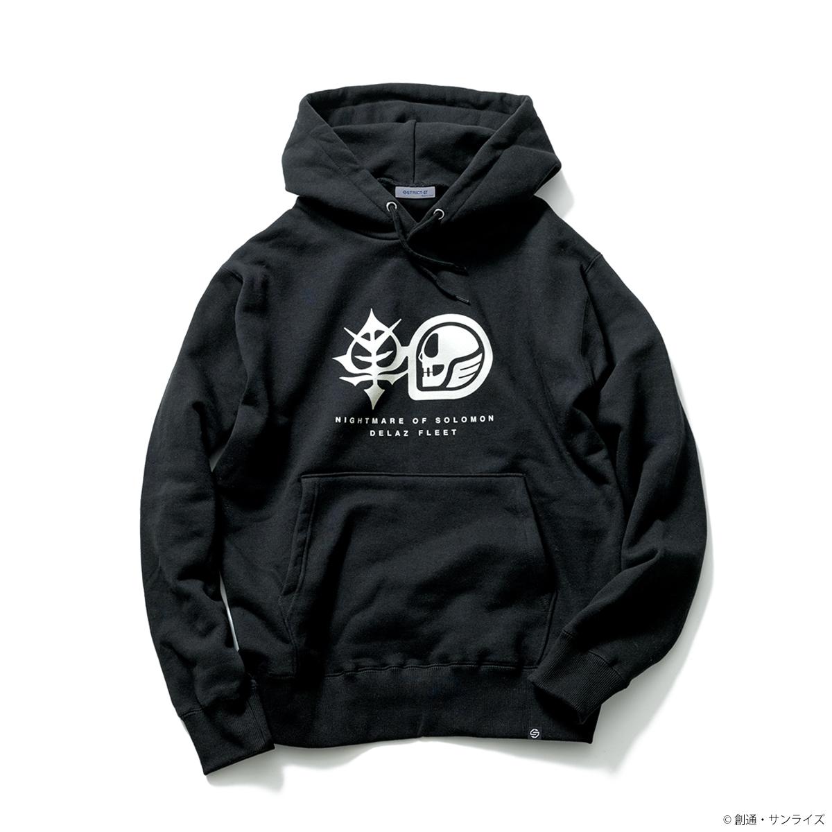 STRICT-G 『機動戦士ガンダム0083 STARDUST MEMORY』パーカー デラーズ・フリート アナベル・ガトー