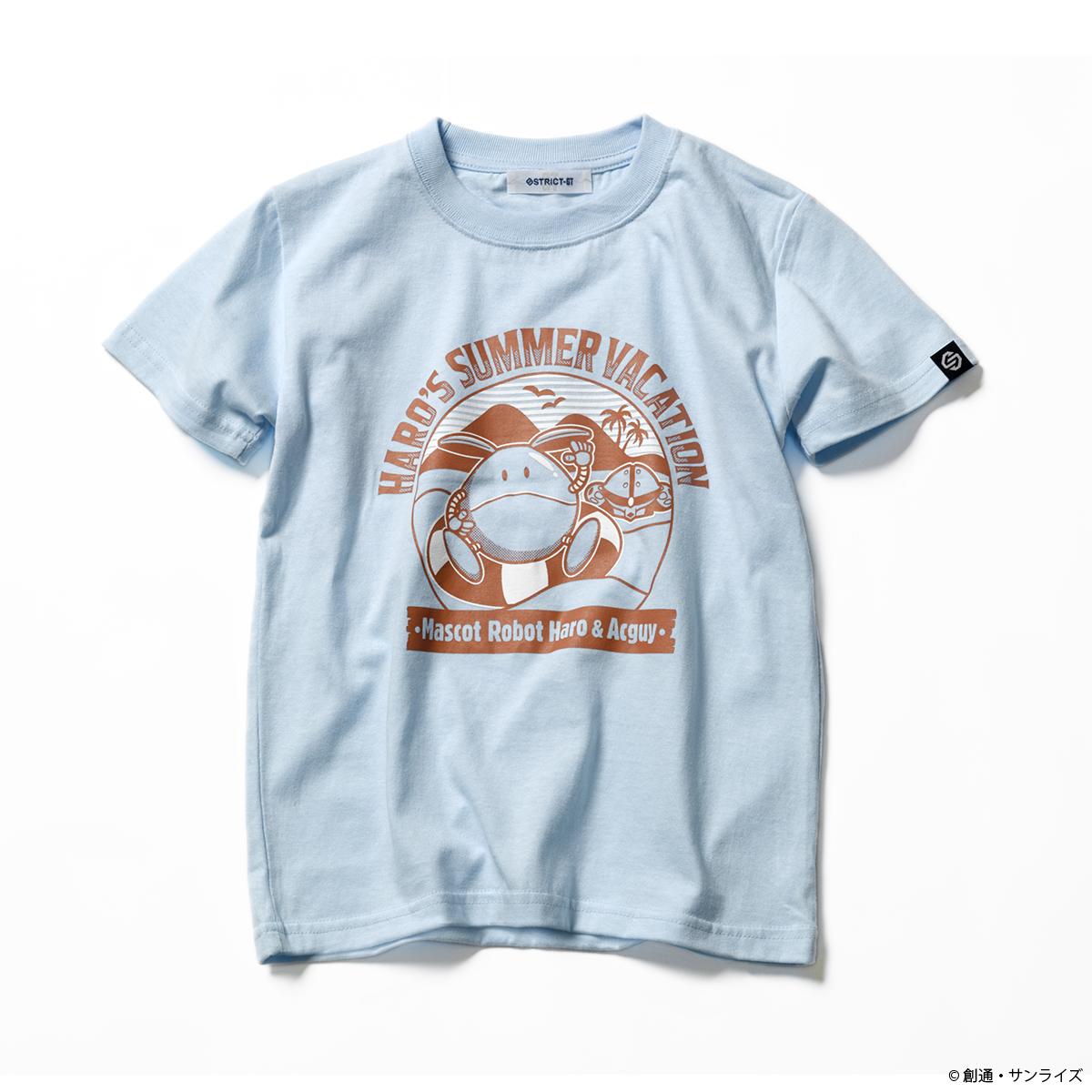 『機動戦士ガンダム』KIDSコレクション発売!レトロPOPなTシャツ&メッシュCAPが登場♪