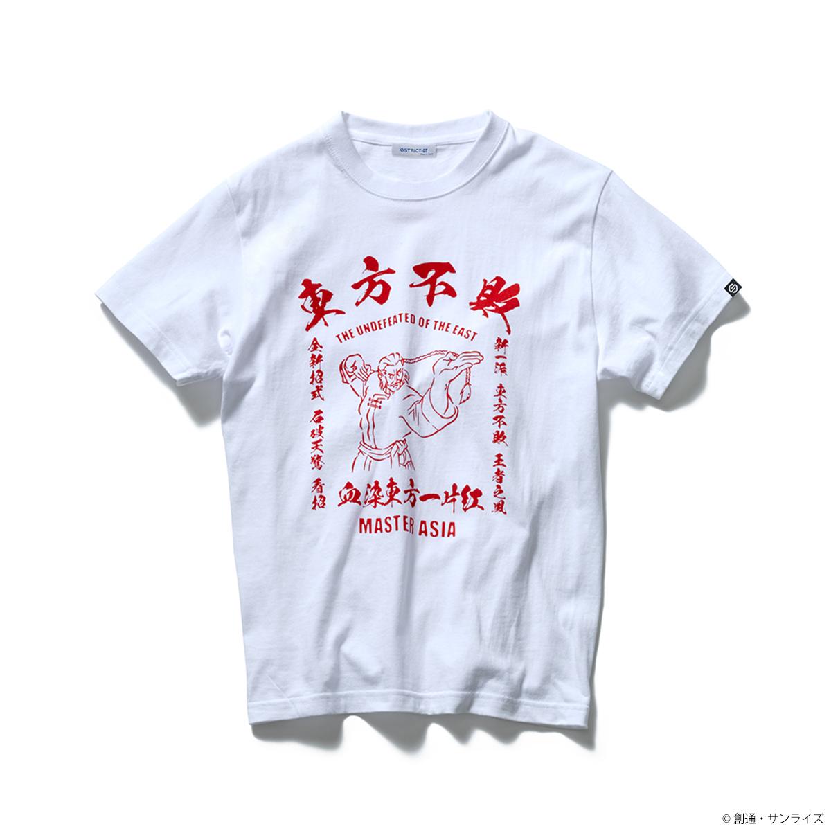 STRICT-G『機動武闘伝Gガンダム』 Tシャツ MASTER ASIA