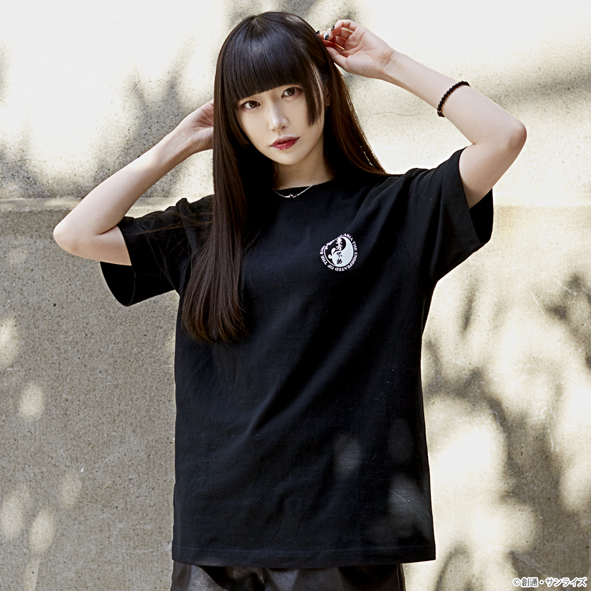 STRICT-G『機動武闘伝Gガンダム』 Tシャツ 東方不敗ロゴ