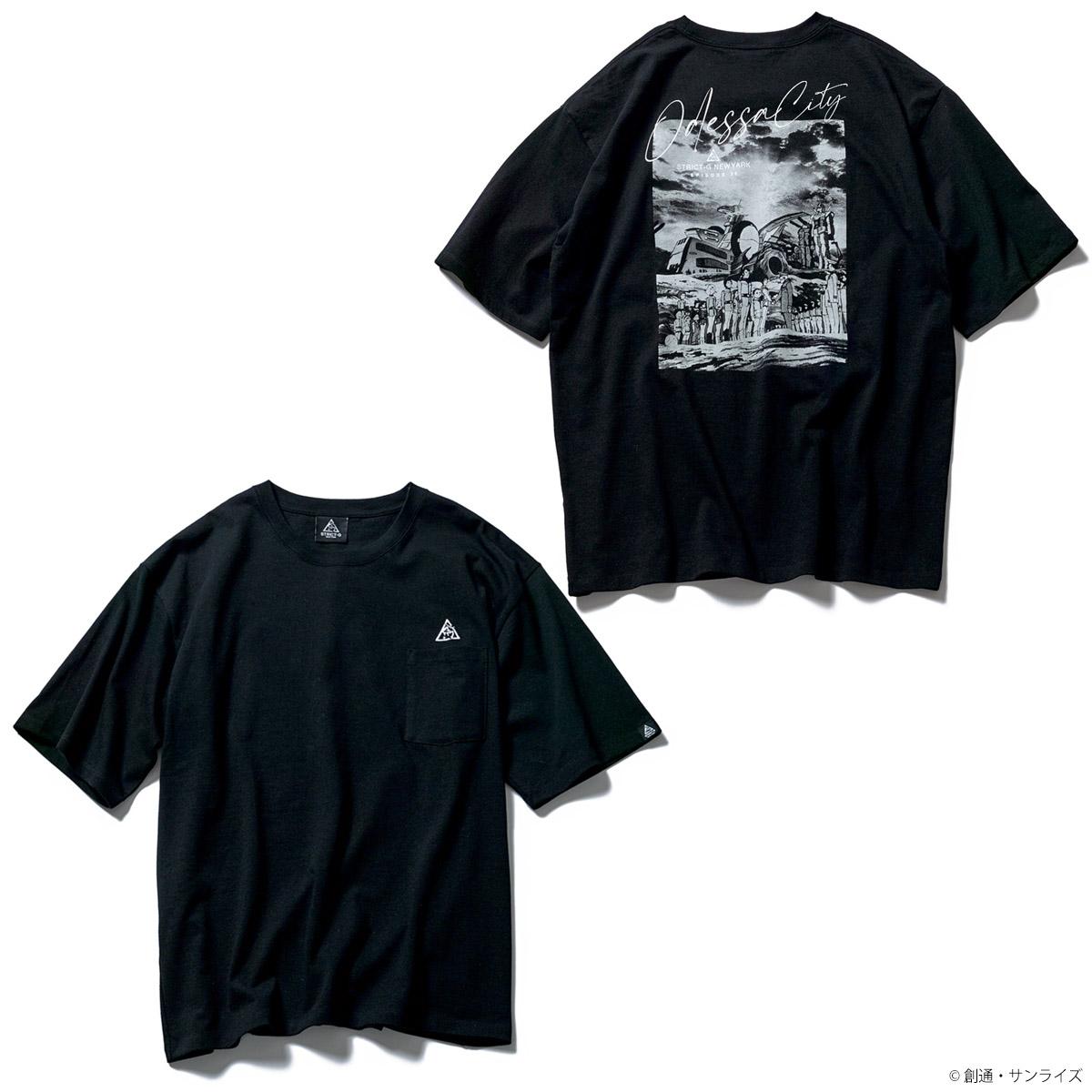 STRICT-G NEW YARK ポケットビッグTシャツ ODESSA