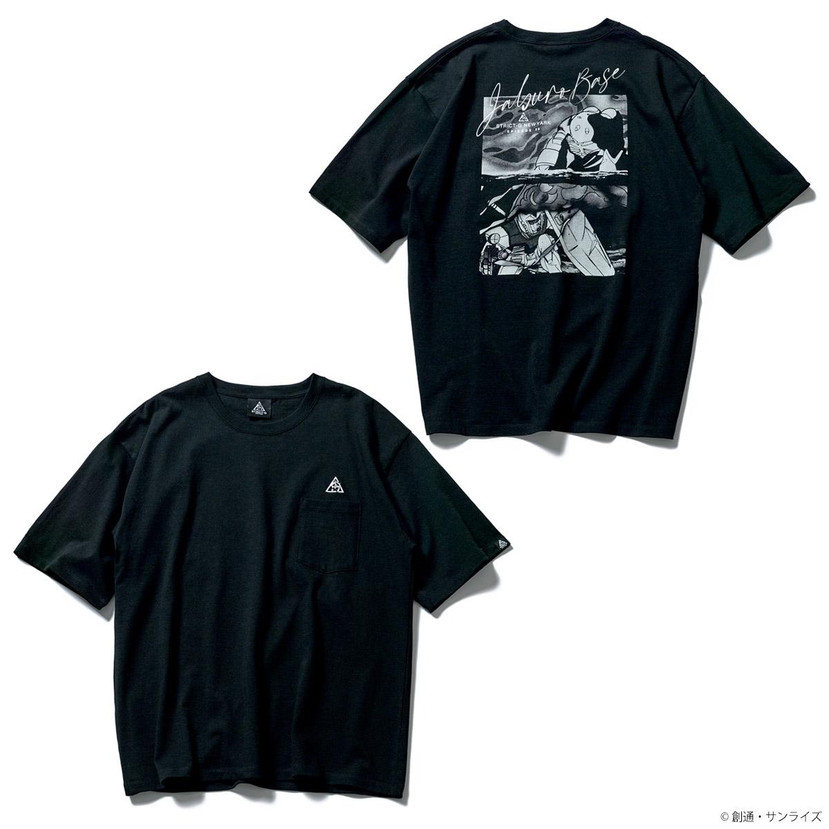 STRICT-G NEW YARK ポケットビッグTシャツ JABURO