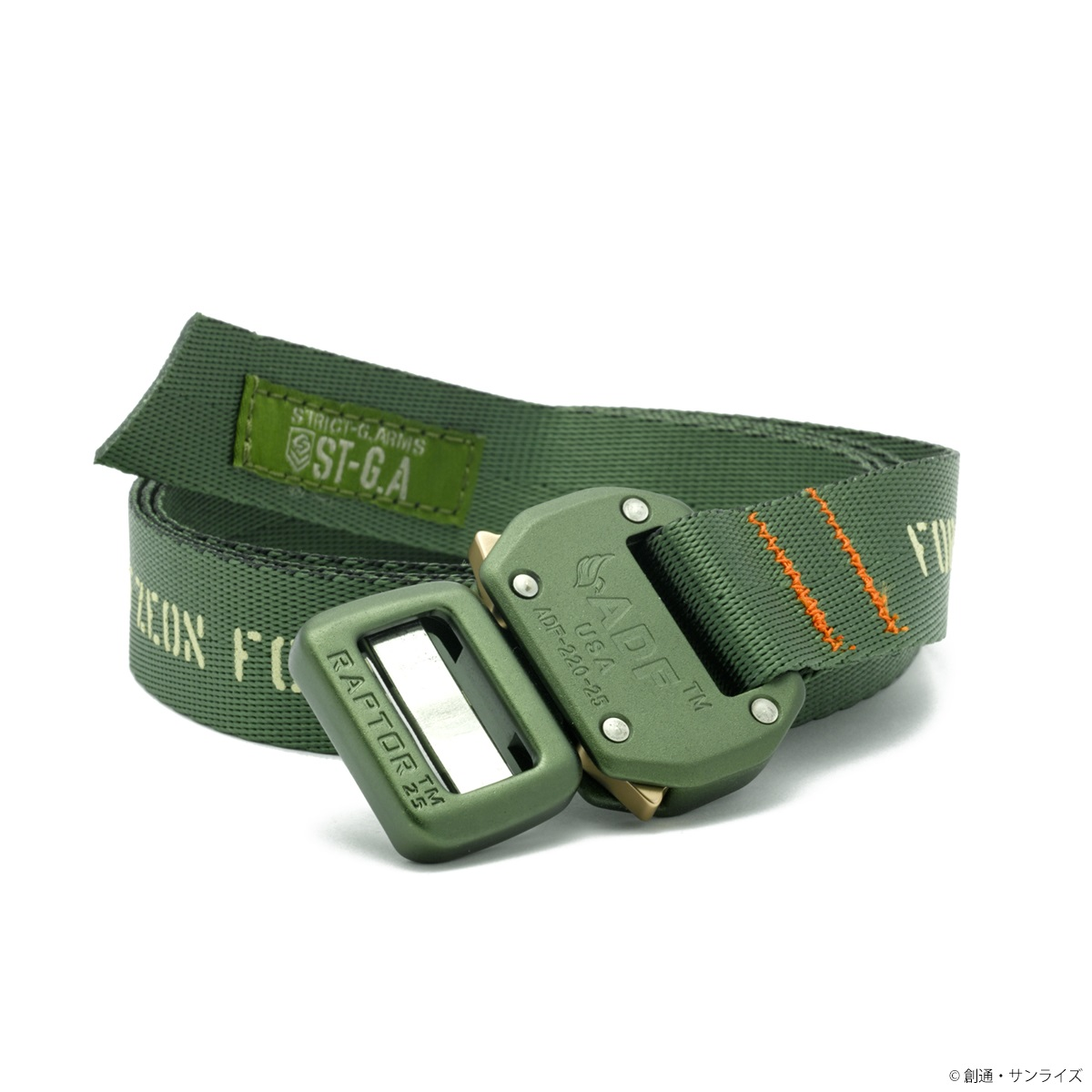 STRICT-G.ARMS M.I.S.『機動戦士ガンダム』TACTICAL BELT  ZEON FORCES