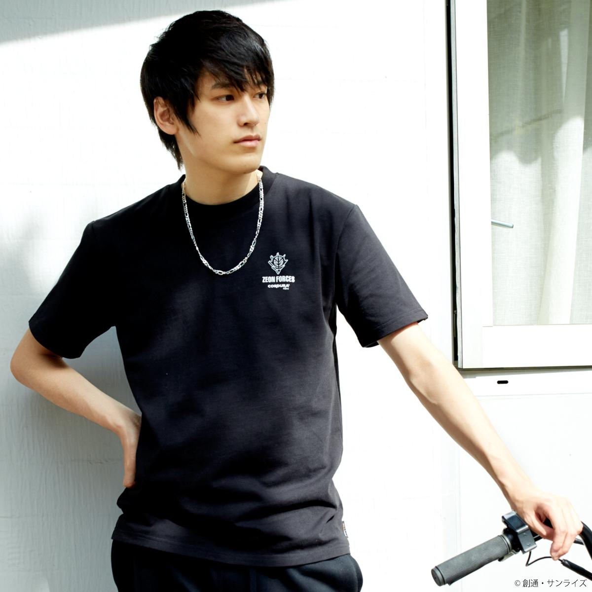 STRICT-G FAB『機動戦士ガンダム』CORDURA  Tシャツ ZEON