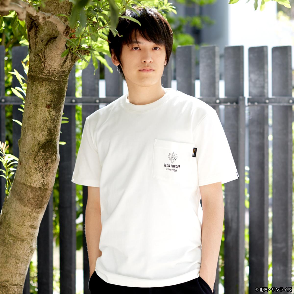 STRICT-G FAB『機動戦士ガンダム』CORDURA  ポケットTシャツ ZEON
