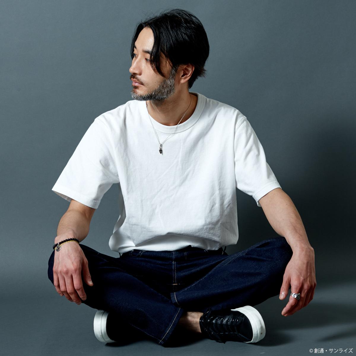 STRICT-G EDWIN 『機動戦士ガンダム』JERSEYS レギュラーストレート E.F.S.F.